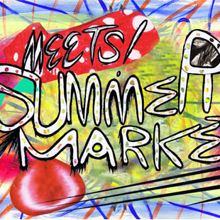 終了しました。あべのハルカス出店!8/7(木)〜13(水)「MEET!SUMMER MARKET」